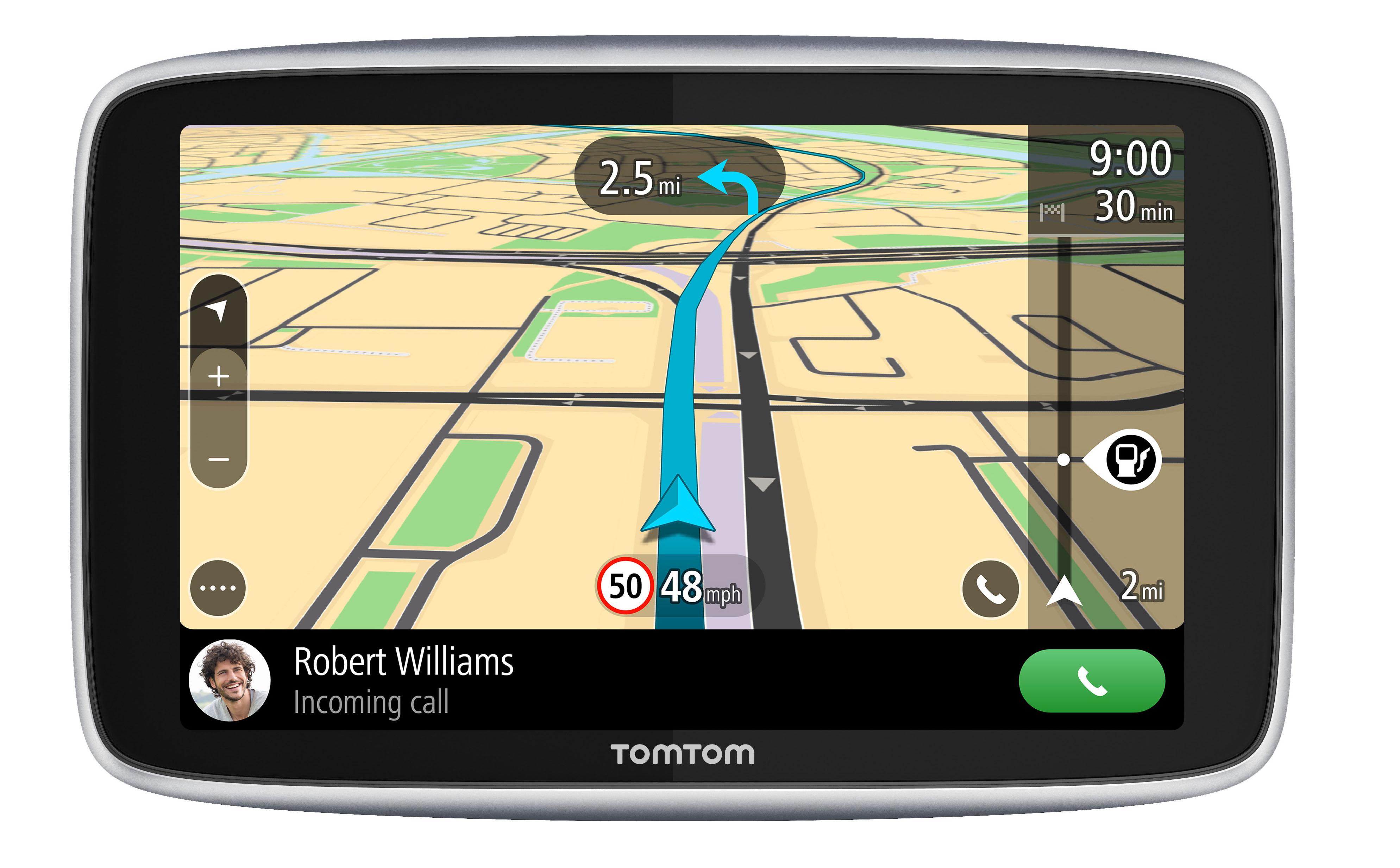 TomTom navegador coche