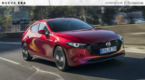 Mazda3, la máxima seguridad de serie