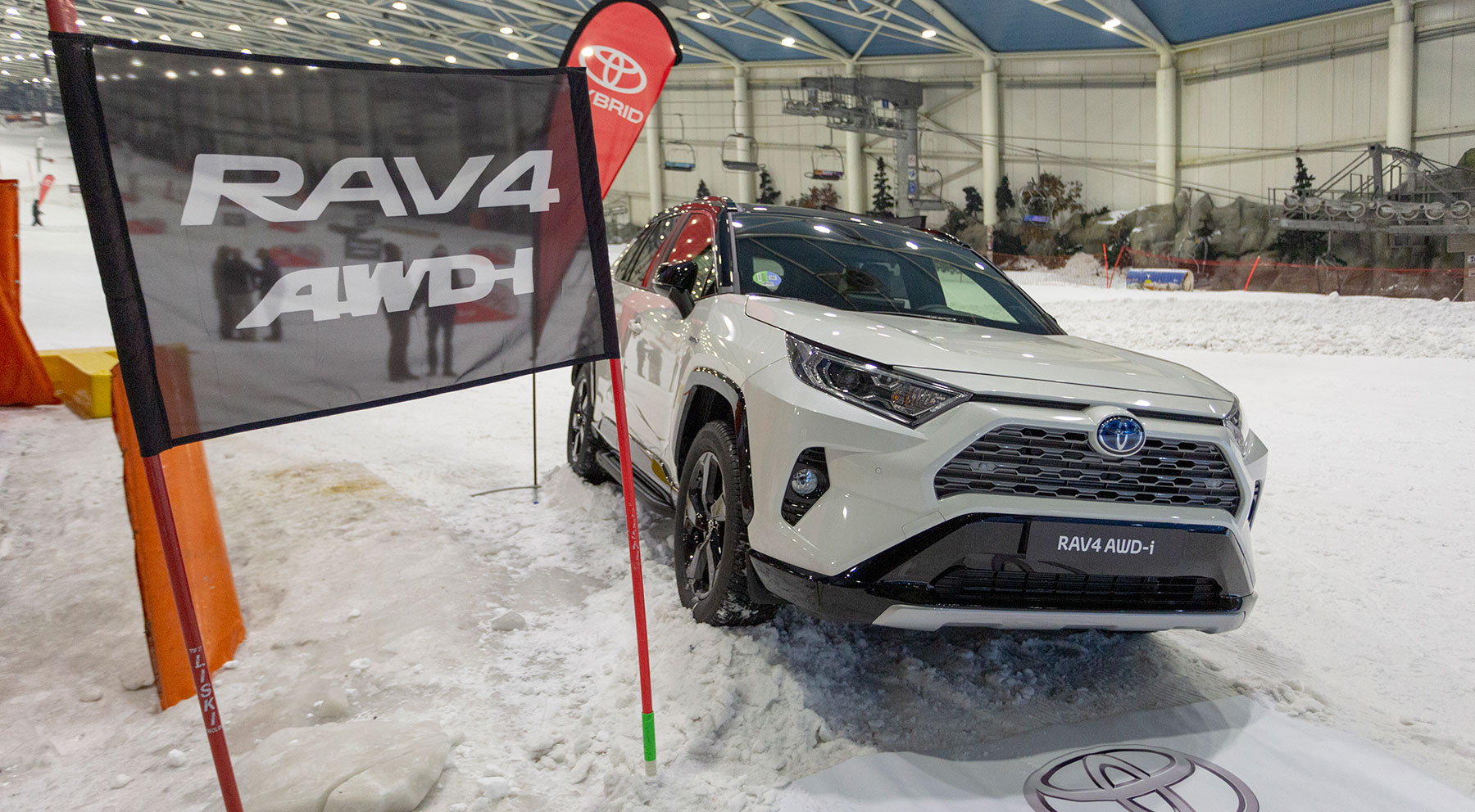 Toyota RAV4 AWD