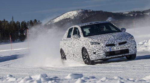 El nuevo Opel Corsa se pone a prueba en circunstancias extremas
