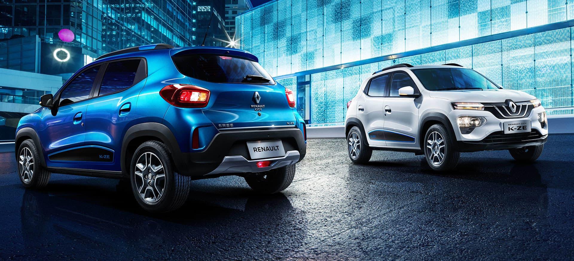 Renault City K E