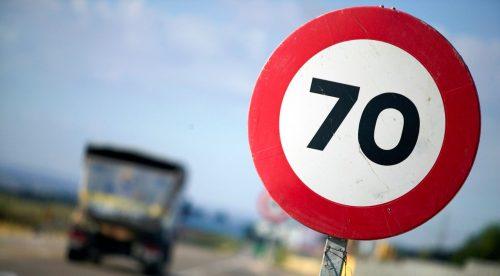 Después de los 90 km/h, ¿piensa ya la DGT en un límite a 70?