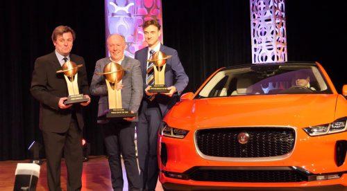 El Jaguar I-Pace es el mejor coche del año en el mundo