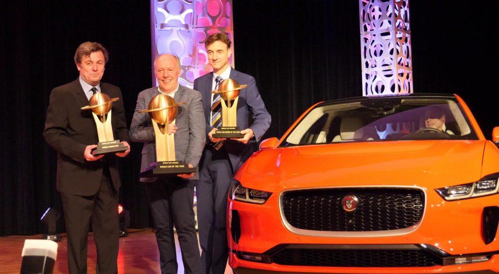 Coche del Año 2019 Jaguar I Pace