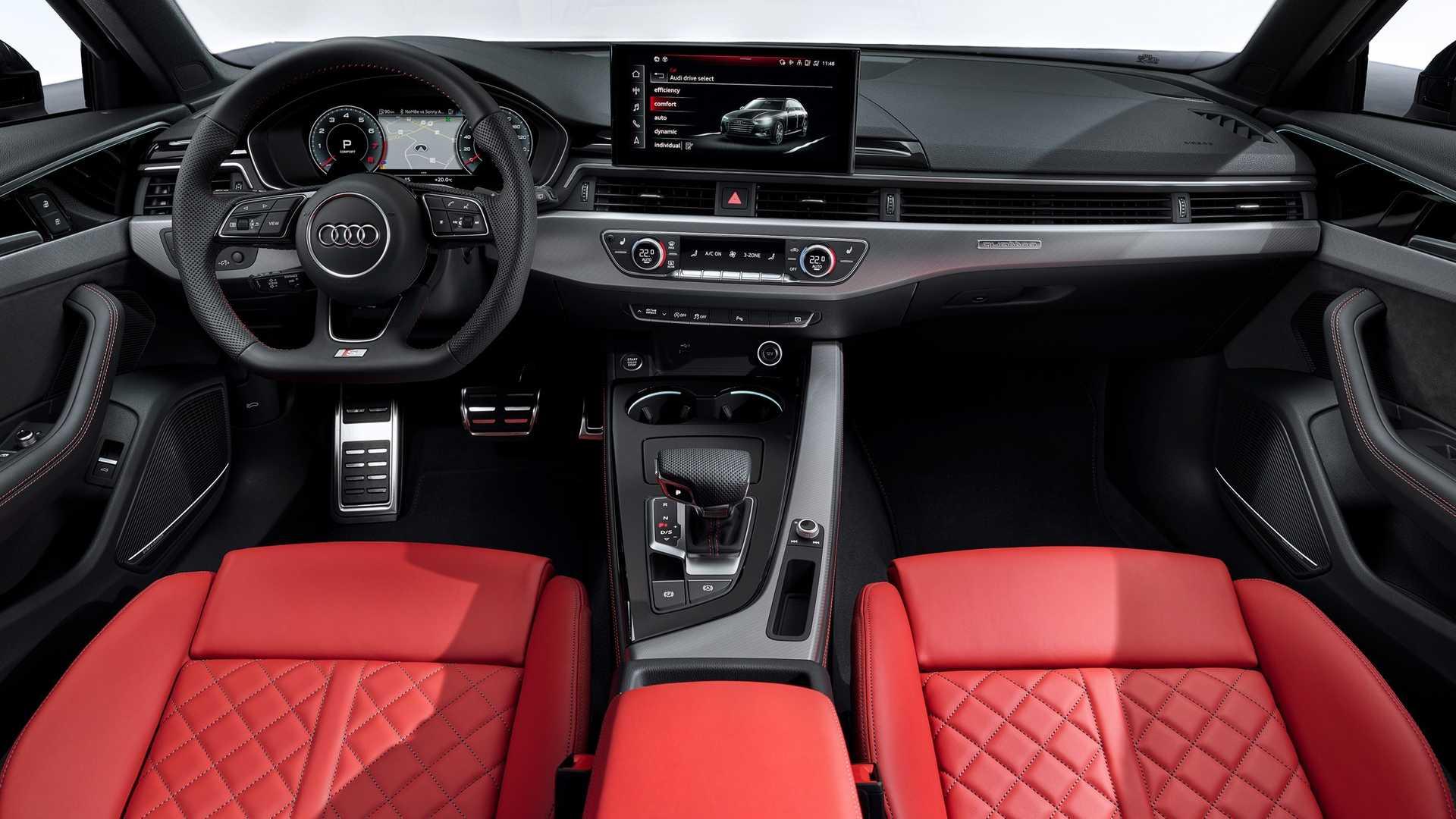Audi A4 2020: cambio de cara y motores microhíbridos