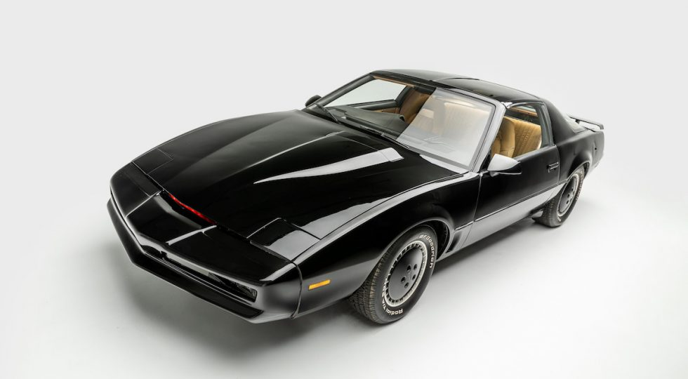 15 coches icónicos de televisión y cine