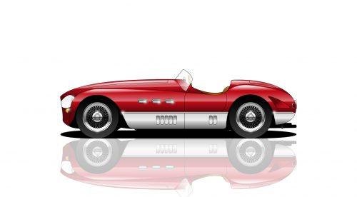 La gran historia de Ferrari (I): todos los modelos de los años 40 y 50