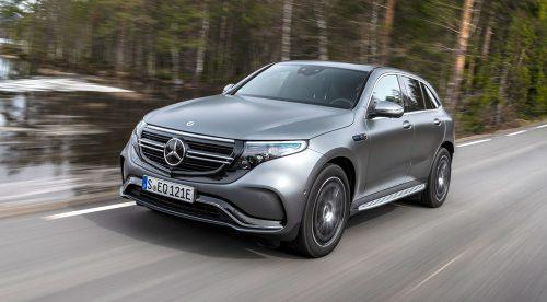 EQC: la era eléctrica de Mercedes comienza con un SUV