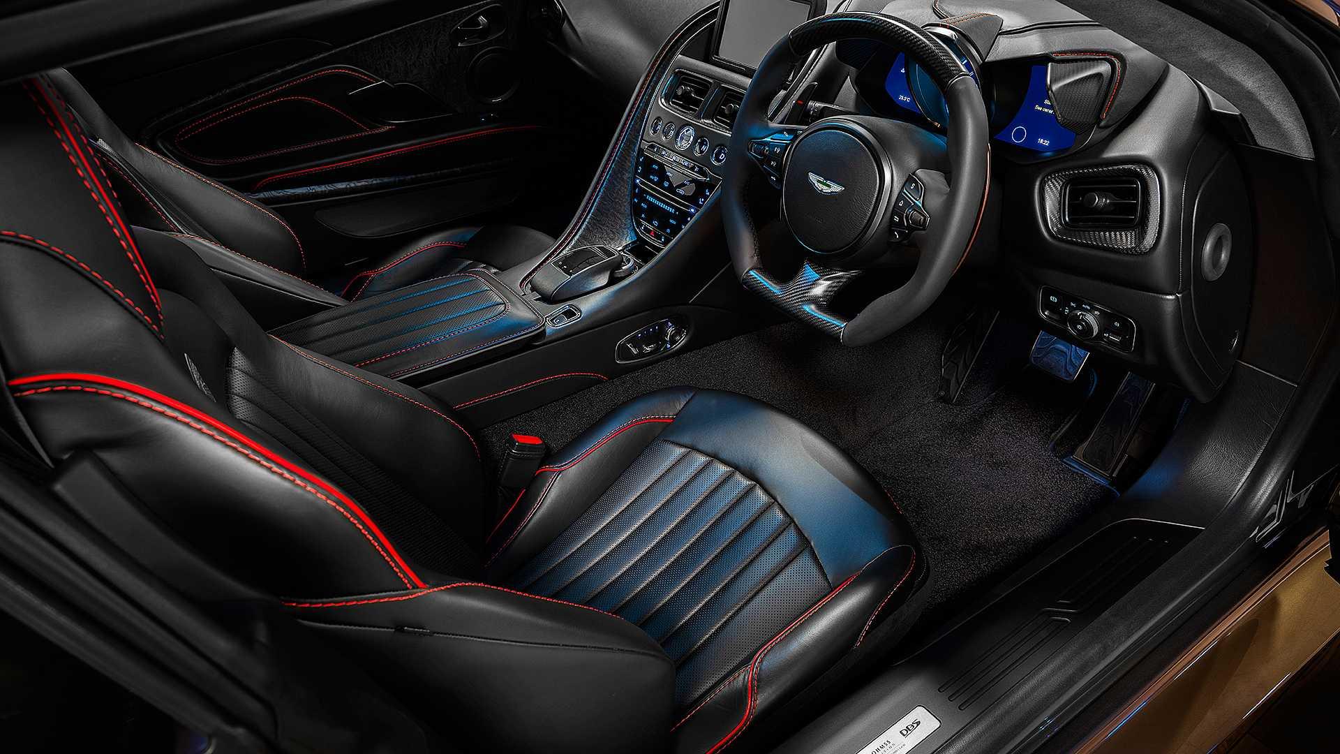Aston Martin Dbs Superleggera Motor El Pais
