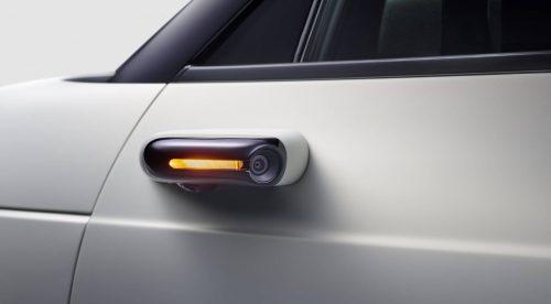 El coche eléctrico de Honda tendrá cámaras en vez de retrovisores