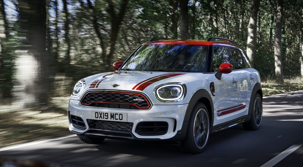 MINI JCW Countryman y Clubman