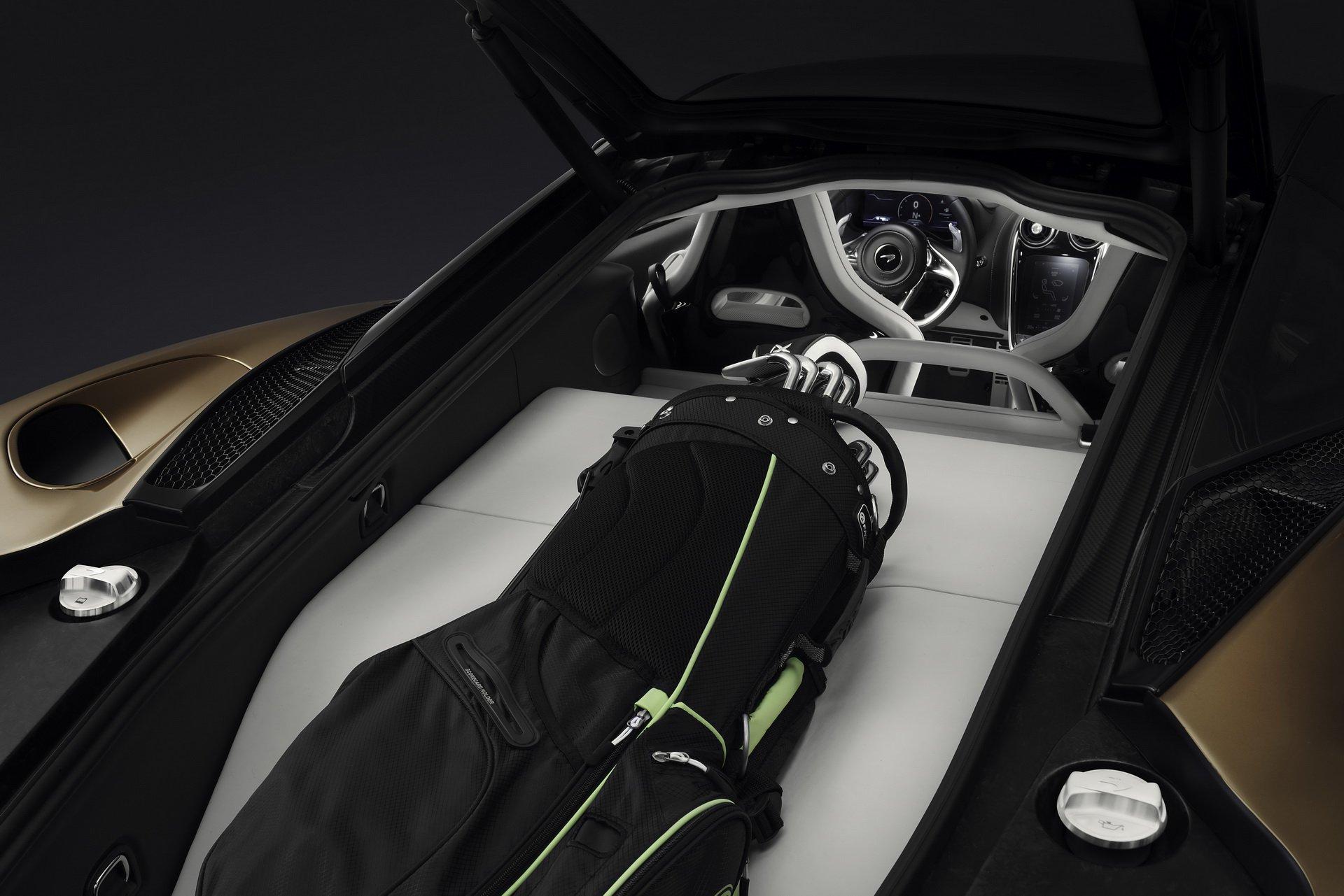 McLaren GT, un superdeportivo que también puede ser cómodo