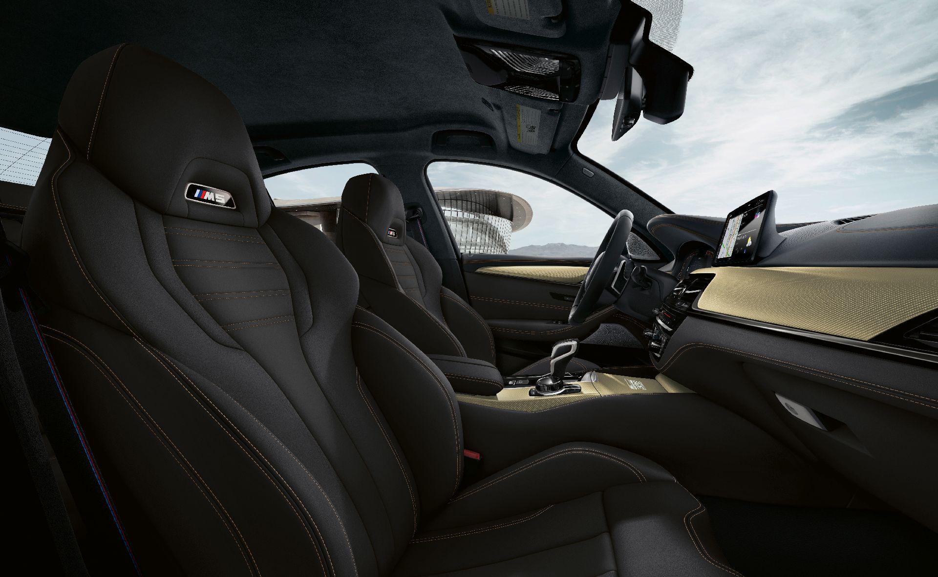 BMW M5 Edicion 35 Aniversario