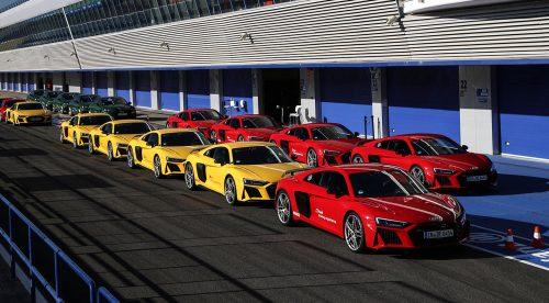 Audi Driving Experience: pilotos por un día