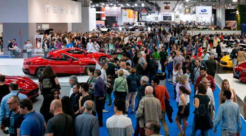 100 años de pasión por los coches en el Salón de Barcelona