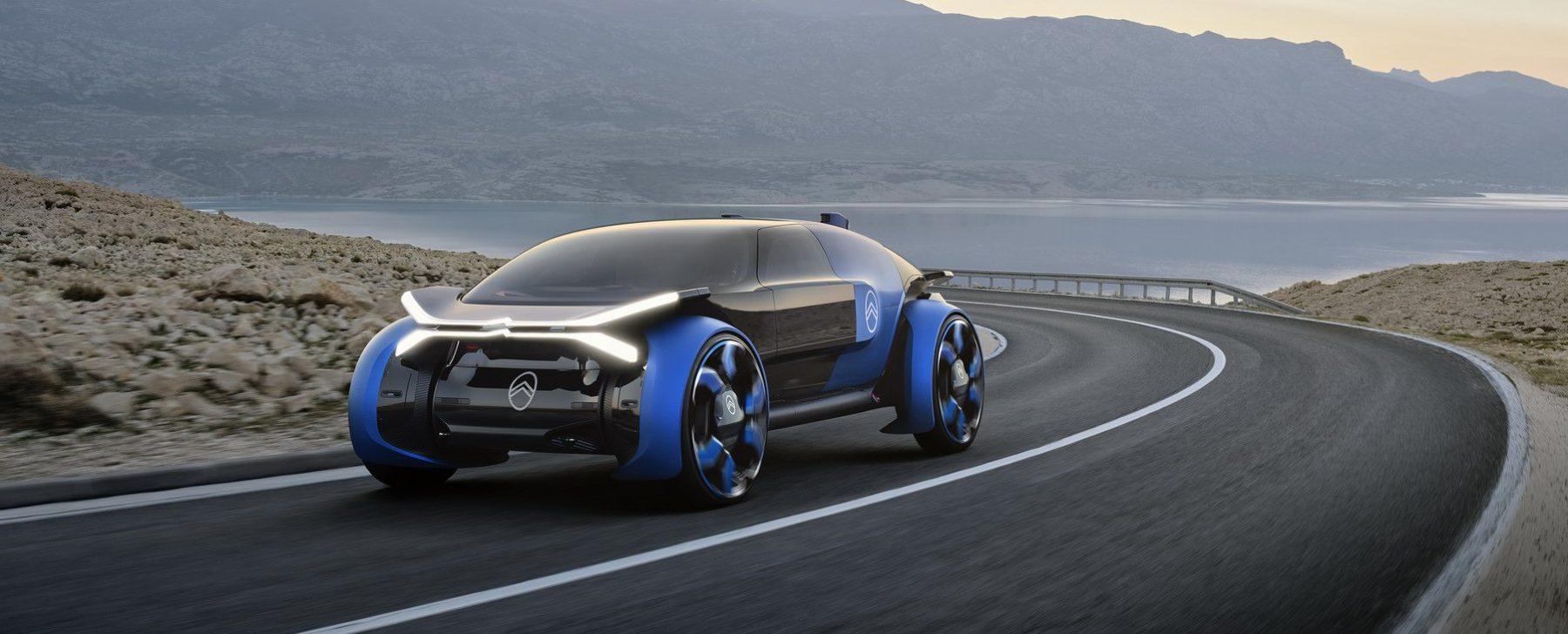 Citroen 19 19 Concept