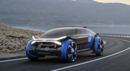 Citroën 19_19 Concept: un futuro de ciencia-ficción