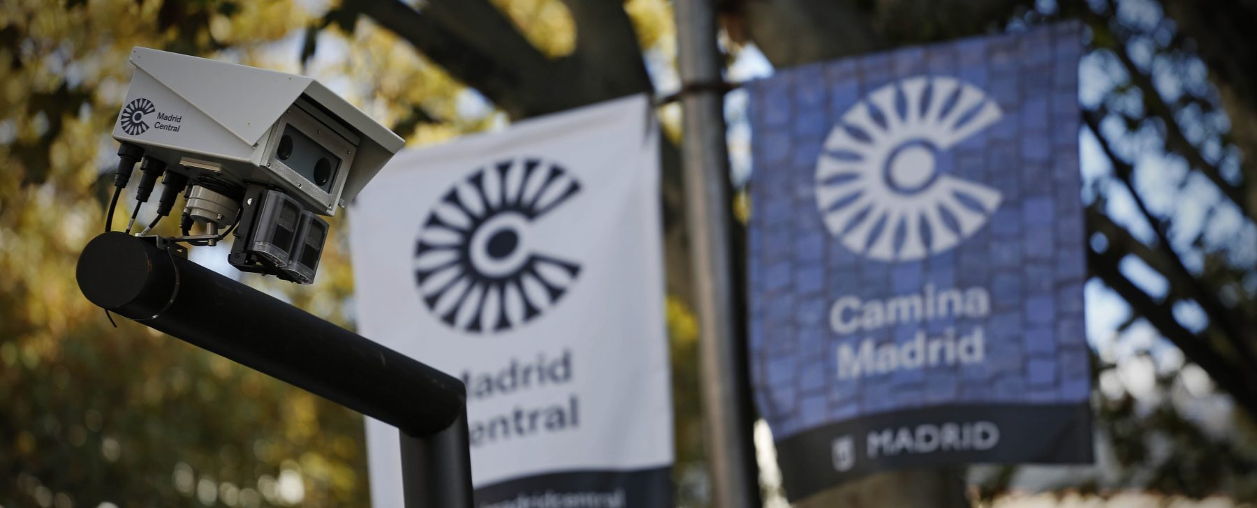 camaras Madrid Central