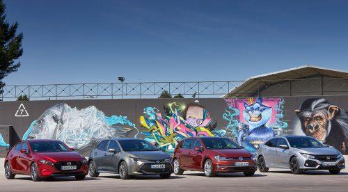 Comparativa: ¿cuál es ahora el mejor coche compacto del mercado?
