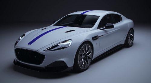 Así es el primer Aston Martin eléctrico de la historia