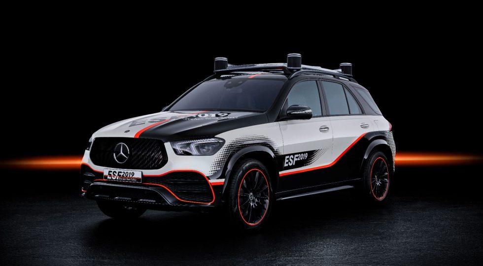 Mercedes Benz ESF 2019