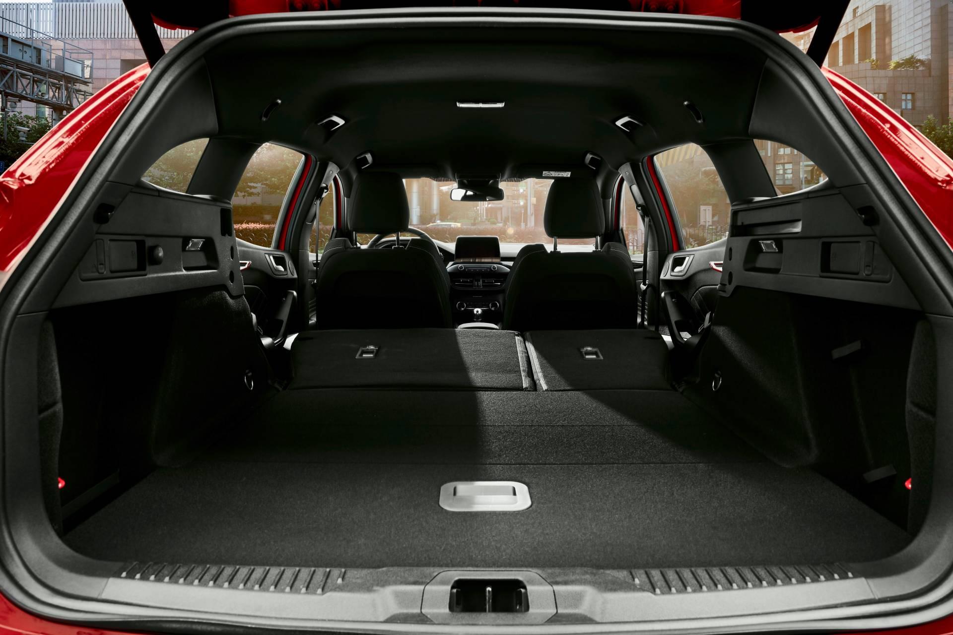 El Ford Focus ST Sportbreak le da el toque deportivo a la carrocería familiar