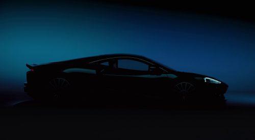 El McLaren GT se insinúa antes de su presentación