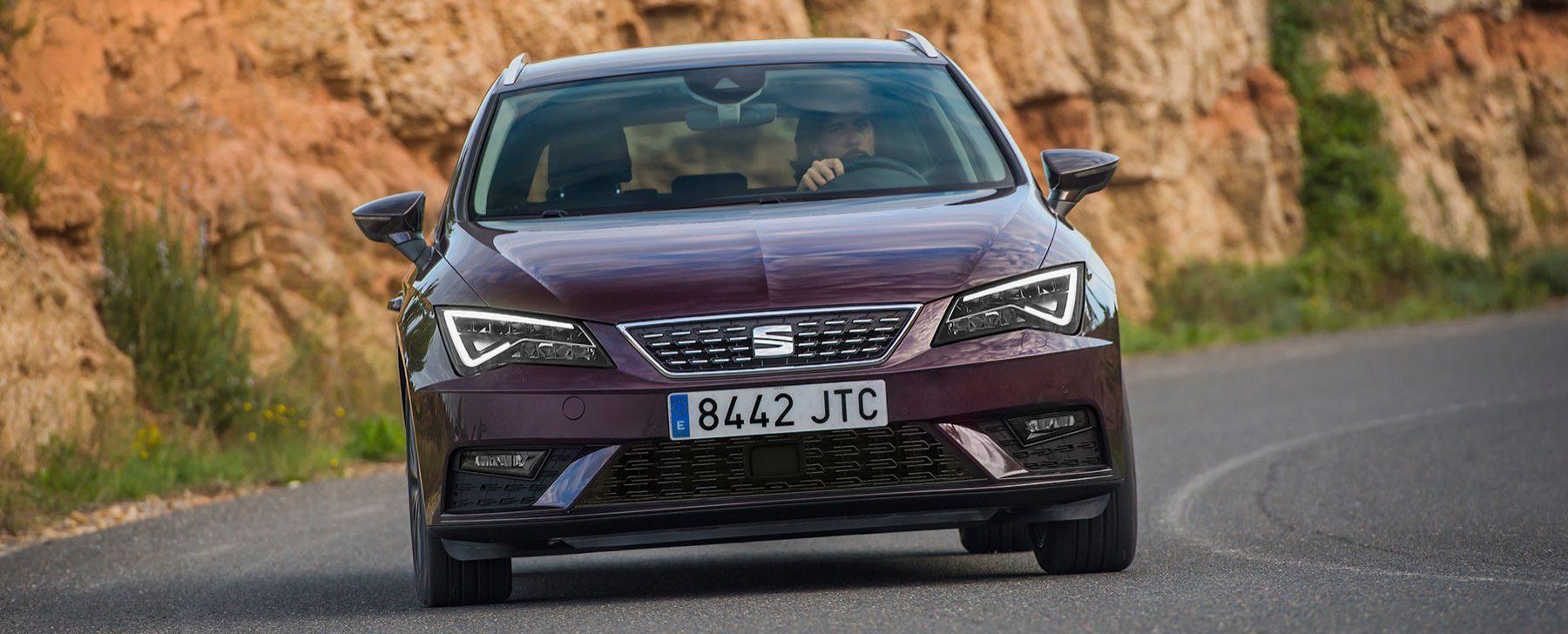 Las versiones más eficientes de los 10 coches más vendidos en España