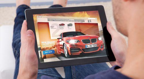 Amazon estrena un servicio de 'renting' de coches nuevos y usados