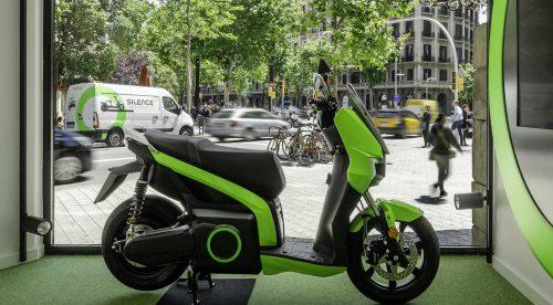 Abre en España el primer intercambiador de baterías para motos