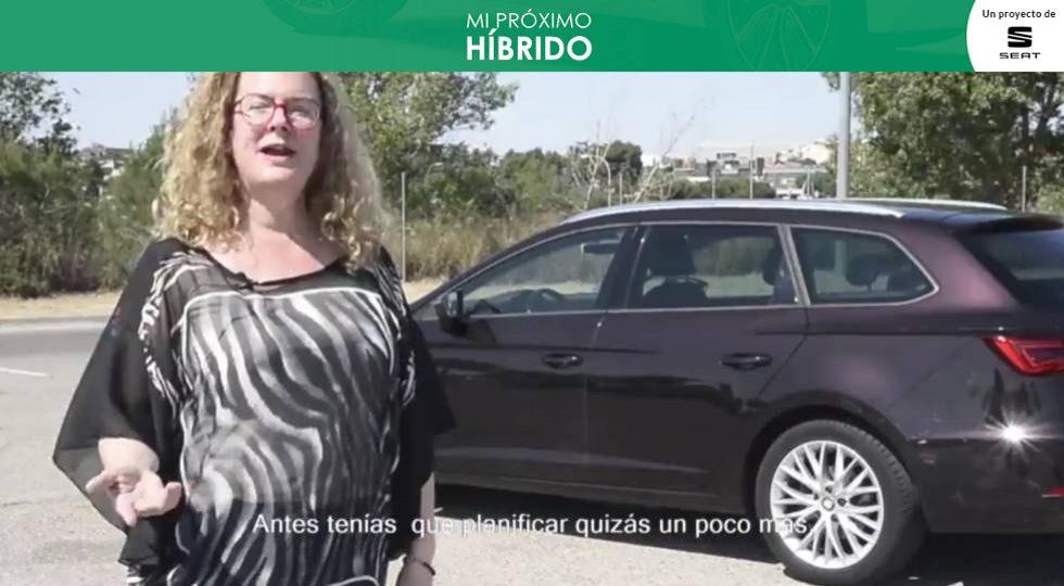 """""""Me ahorro de 300 a 350 euros al mes con mi híbrido"""""""