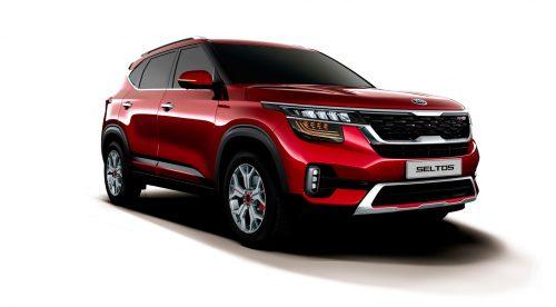 Kia Seltos, el nuevo SUV compacto de la marca coreana