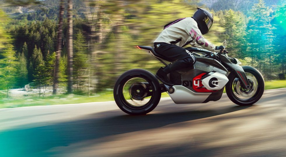 BMW Motorrad Vision DC