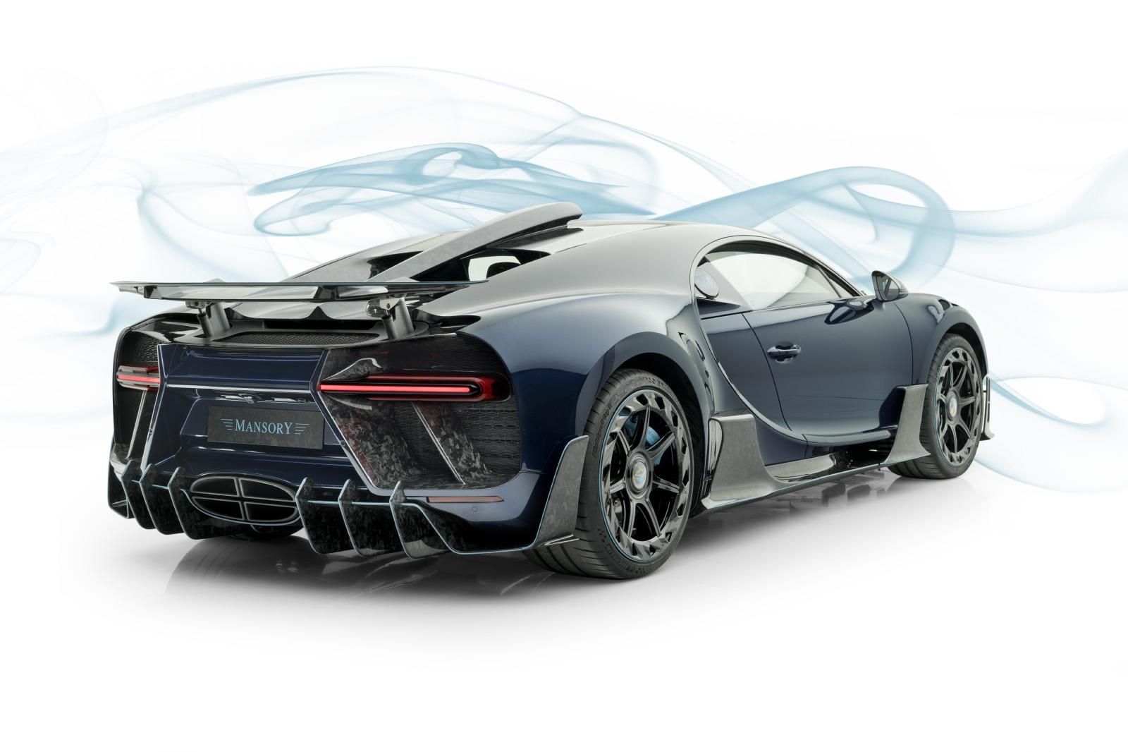 Bugatti Chiron Centuria