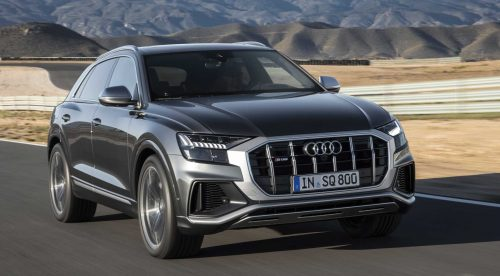 Audi SQ8: grande, deportivo, diésel y con etiqueta ECO