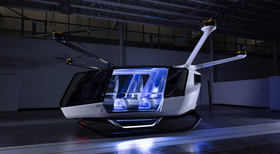 Skai Flying Car