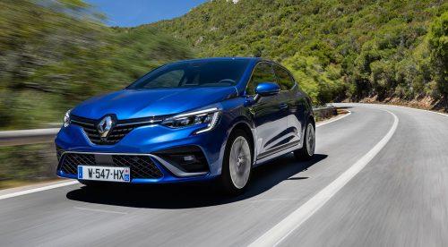 La sobresaliente transformación del nuevo Renault Clio