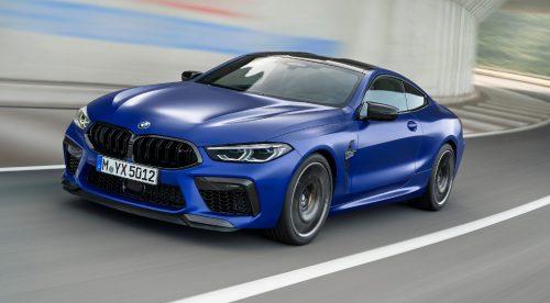 BMW M8: hasta 625 CV en formato cupé y cabrio