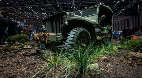 Jeep, Escarabajo y Jimny: los iconos de la Segunda Guerra Mundial