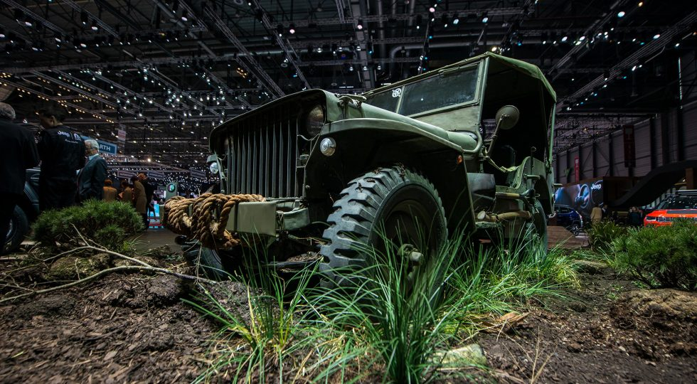 coches segunda guerra mundial