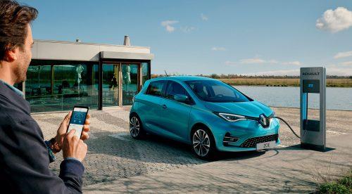 El nuevo Renault Zoe alcanza los 390 kilómetros de autonomía