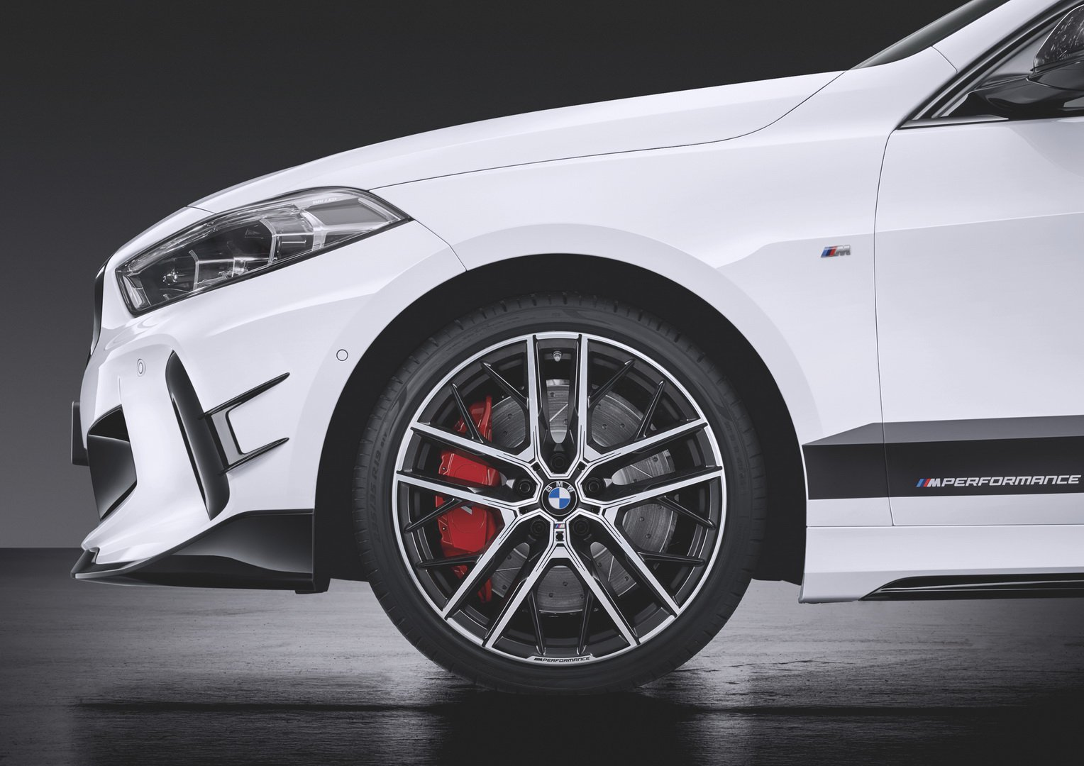BMW Serie 1 M Performance Parts