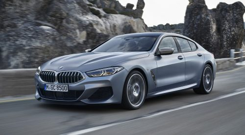 BMW Serie 8 Gran Coupé: tan deportivo como siempre, pero más práctico