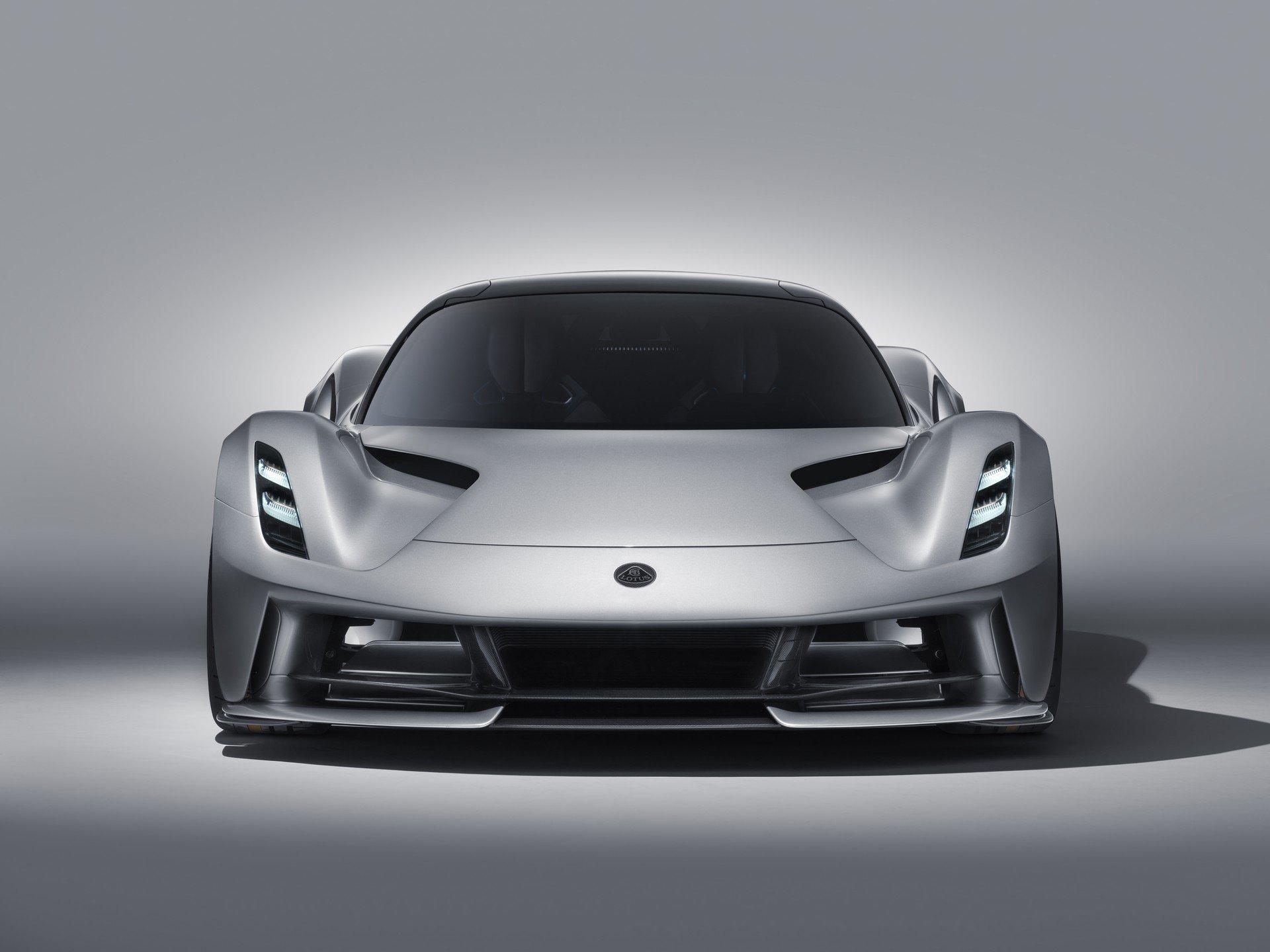 Todas las imágenes del Lotus Evija, el eléctrico de 2.000 CV