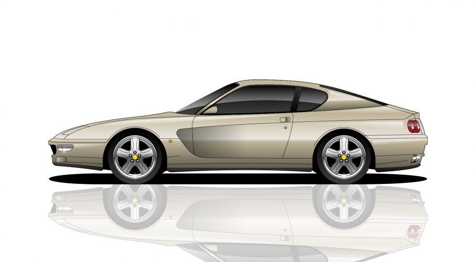 historia de Ferrari