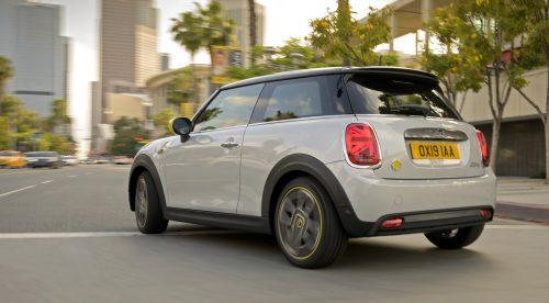 Así es el Mini Cooper SE, el primer Mini eléctrico