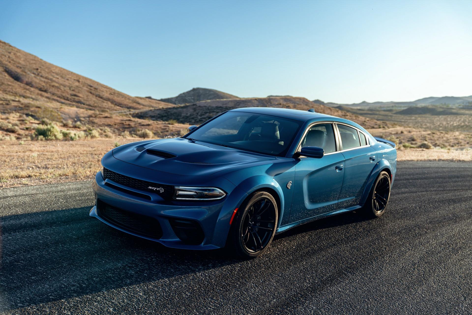 2020 Dodge Charger Srt 8 Wallpaper