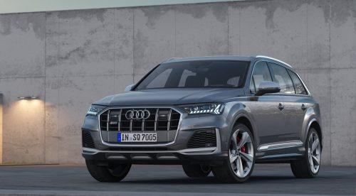 El Audi SQ7 TDI estrena un sistema híbrido suave de 435 CV