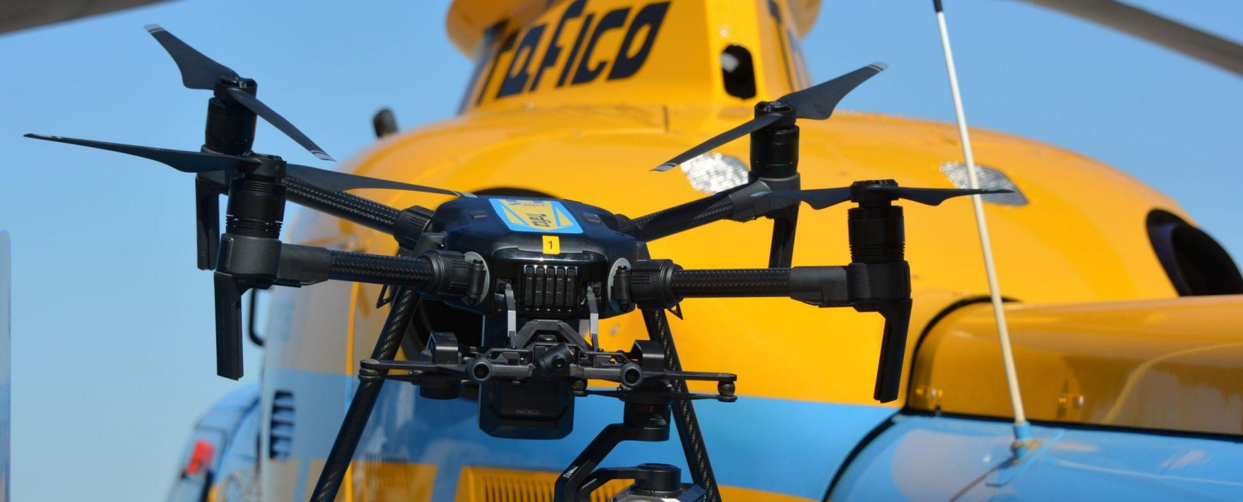 drones dgt