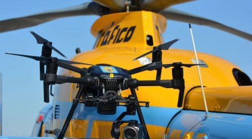 Por qué las multas de los drones de la DGT podrían no ser válidas